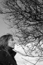 Fotografia: Prechádzka parkom..., fotograf: Michal Zilincik, tagy: park,strom,žena,príroda