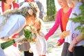 Fotografia: Bozk od princeznej, fotograf: Maja Šoltisová, tagy: dieťa, emócie