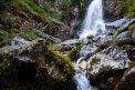 Fotografia: Roháčsky vodopád, fotograf: Michal Červeňanský, tagy: vodopád, voda, Tatry, Roháče