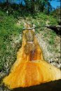 Fotografia: Zaujímavý vodopad, fotograf: Samuel Hrica, tagy: vodopad