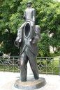 Fotografia: socha, fotograf: Lukáš Bolgáč, tagy: praha