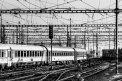 Fotografia: Odchádza vlak z Trenčína do Šaštína..., fotograf: Marek Duranský, tagy: hlavná stanica, vlak